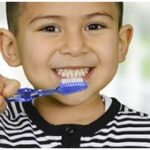 Helping Your Child Brush Their Teeth