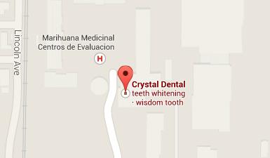 Crystal Dental Centers Office in Huntington Beach