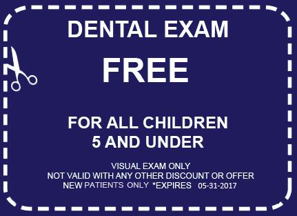 Free Santa Ana Dental Exam Coupon