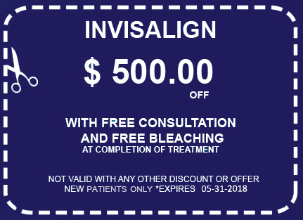 Los Angeles Invisalign Dentist Coupon